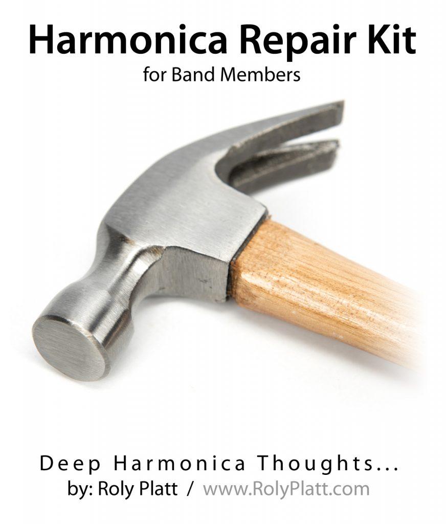 harmonica Repair kit